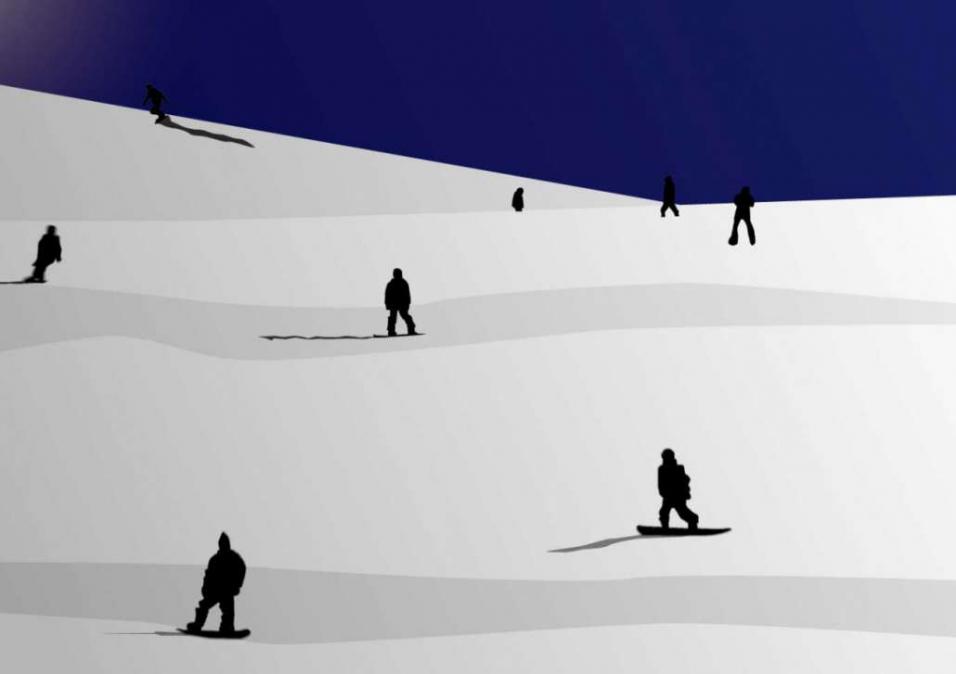 スキー場9